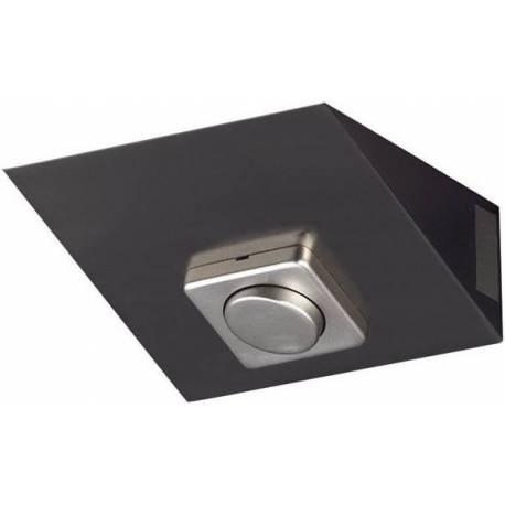 Barra tarragon para debajo mueble cocina 1 interruptor cromo pulido IP20 massive