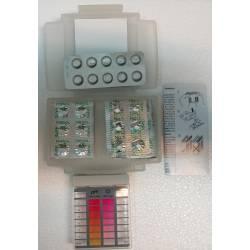 Kit analizador cloro y ph