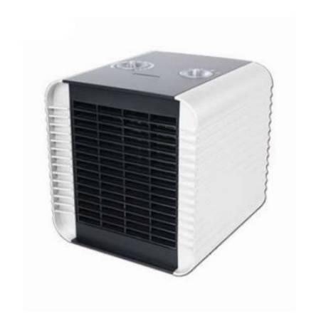 Mini calefactor compacto