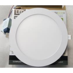 Downlight led 18w blanco
